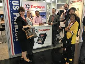 POWER GEN EUROPE TURBINE TECHNICS BOOTH PHOTO 4