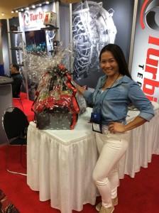 WTUI 2017 Raffle Prize Winner- Binh Tran Nevada Cogeneration Associates #2