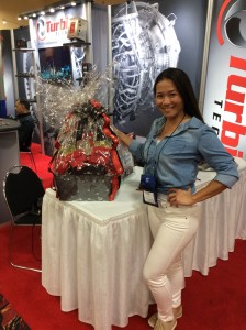 WTUI 2017 Raffle Prize Winner- Binh Tran Nevada Cogeneration Associates #2