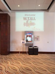 WTUI 2018 DISPLAY AT ENTRANCE PICTURE