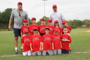Boca Raton Little League Angels