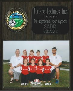 SABR Soccer Team